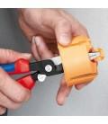 Elektroonikutangid 200 mm Knipex