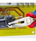 Elektroonikutangid 130 mm Knipex