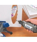 Volframkarbiid-terasest lõikeotsak 3,2 mm 9911