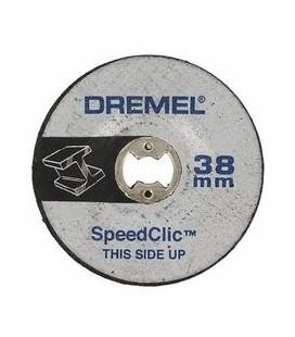 Dremel EZ Speedclic lihvketas SC541