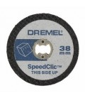 Dremel EZ Speedclic lõikeketas SC456B
