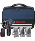 Akukruvikeeraja Bosch 10,8 V