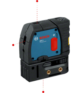 Punktlaser Bosch GPL 3 Professional
