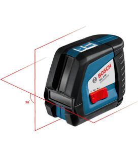 Joonlaser Bosch GLL 2-50 + statiiv BM 1 Professional