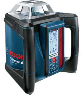 Pöördlaser Bosch GRL 500 HV + LR 50 Professionaal.