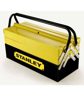 Tööriistakast Stanley 5 osaline metall