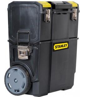 Tööriistakast Stanley ratastel