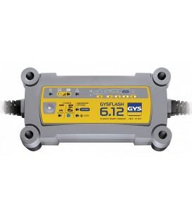 Akulaadija GYSFlash 6A 12V 1,2-125 Ah (170Ah)