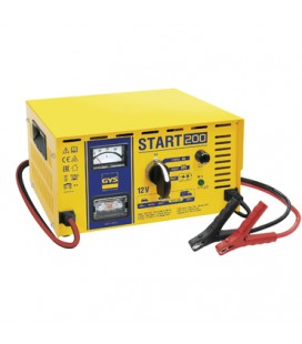 Akulaadija/käivitusabi Start 200 12V GYS