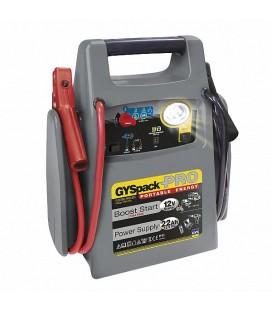 Käivitusabi Gyspack Pro 12V GYS