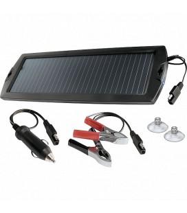 Päikesepaneeliga akulaadija 12 V 1,5 W GYS