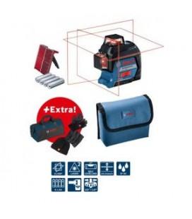 Joonlaser Bosch GLL 3-80 P + kingitus