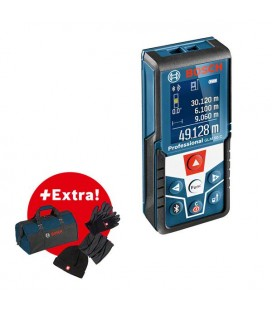 Laserkaugusmõõtja Bosch GLM 50 C Professionaal + kingitus.