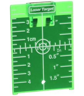 Sihtplaat rohelise kiirega laserloodile Stanley