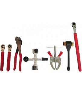 Akuhooldus tööriistade komplekt Triumph