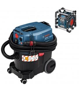 Vee-/tolmuimejad Bosch GAS 35 L AFC Professional+Raadio GML 20 Power Box